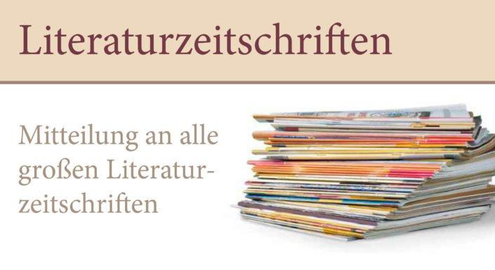 Literaturzeitschriften
