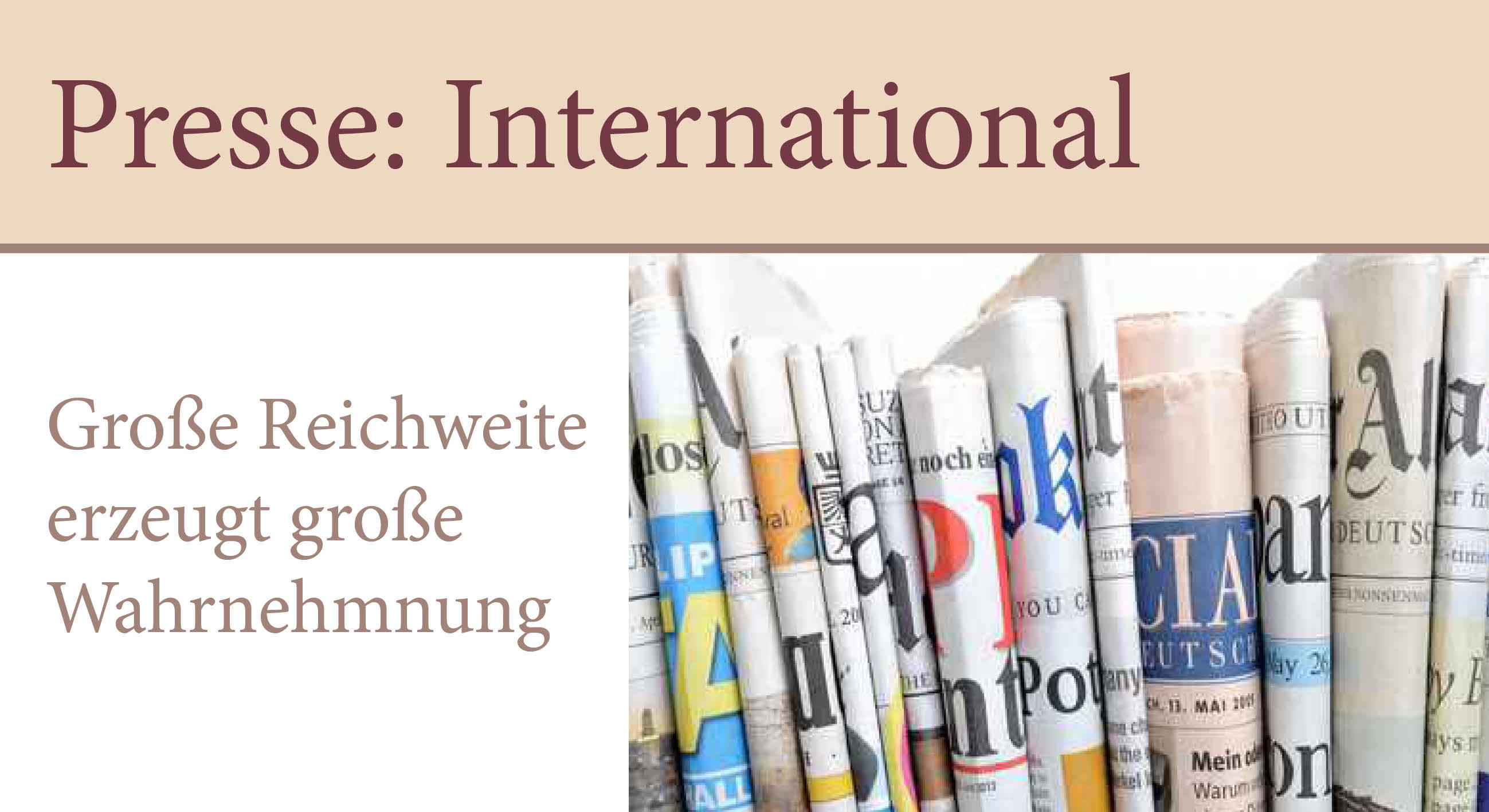 Presse International
