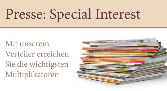 Presse Special Interest